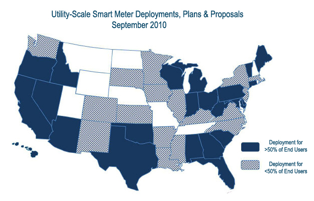 Lisa V  Wood, Ph D - SMART METER ROLLOUTS UTILITY DEPLOYMENTS