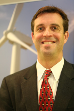 Rob Gramlich is the Policy Director of the American Wind Energy Association in Washington, DC.